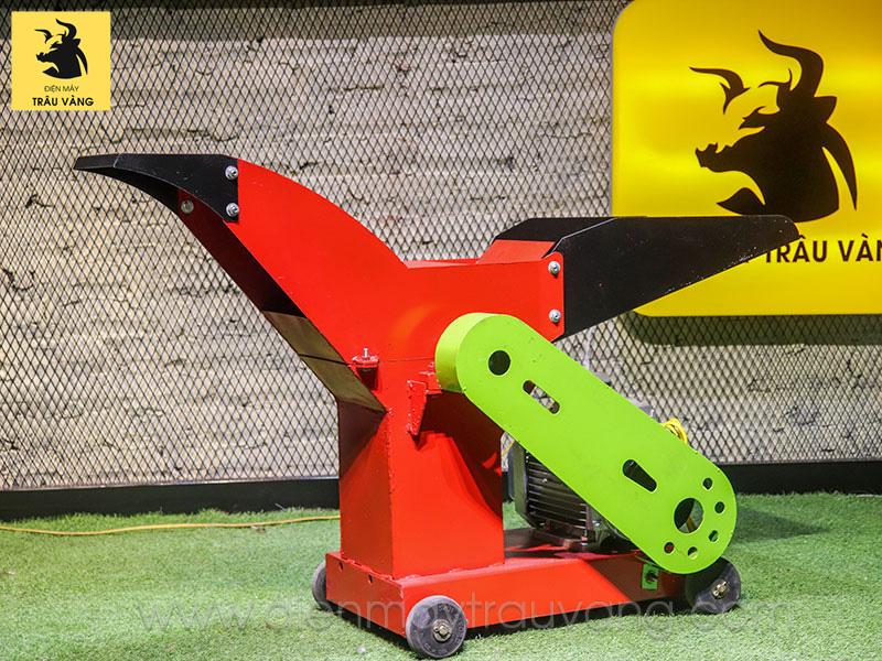 máy băm thái cỏ cho bò
