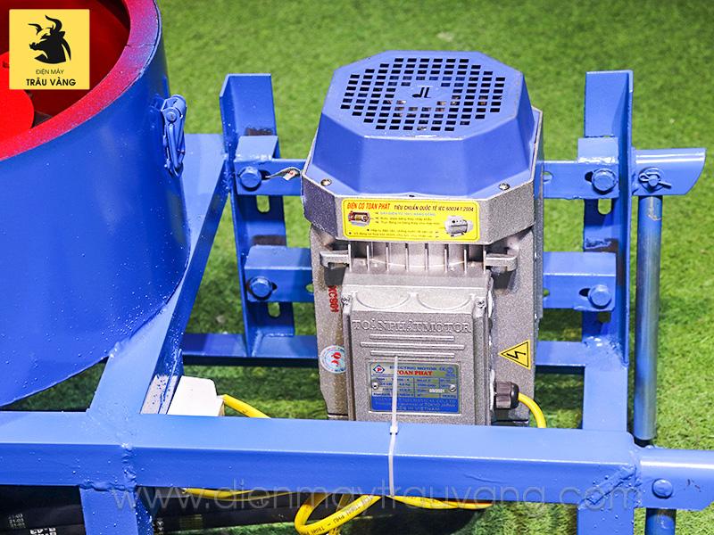động cơ máy bền bỉ