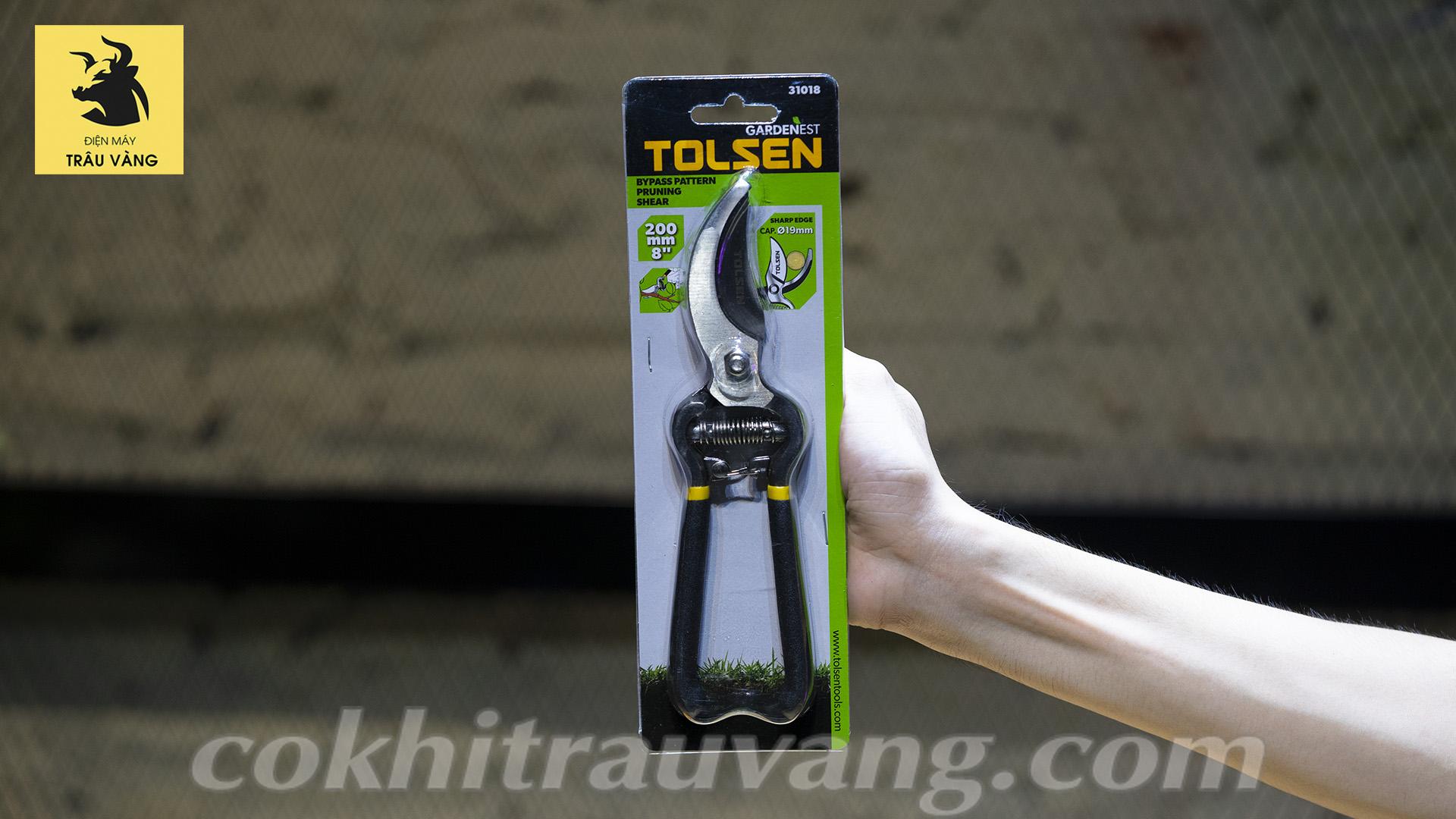 kéo cắt cành Tolsen 31018