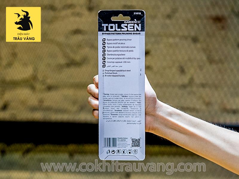 kéo tỉa cành cây Tolsen 31018