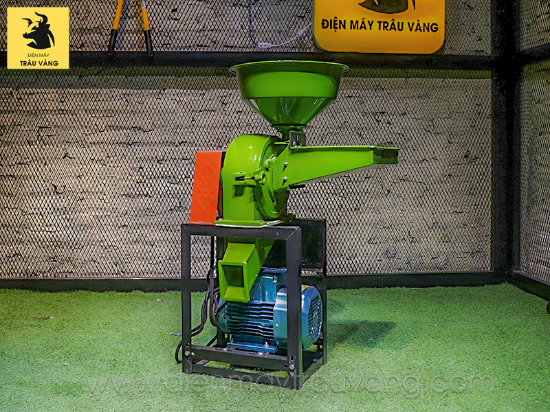 Có nên mua máy băm cỏ thanh lý?